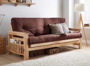 Houston Scandinavian Style Sofa Bed