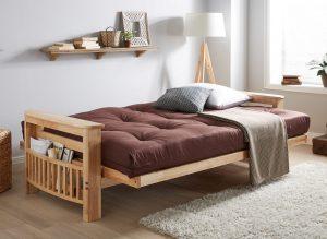 Houston Sofa Bed Sleek Bed Set Up