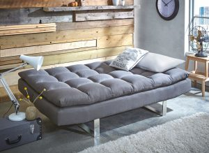 Ohio Modern Sofa Bed as a Bed