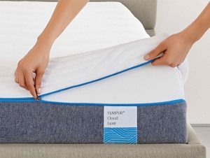 tempur mattress removable cover